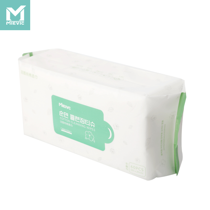 BXN cleansing cotton soft towel (90gEF pattern) 670481 MIEVIC/米薇可