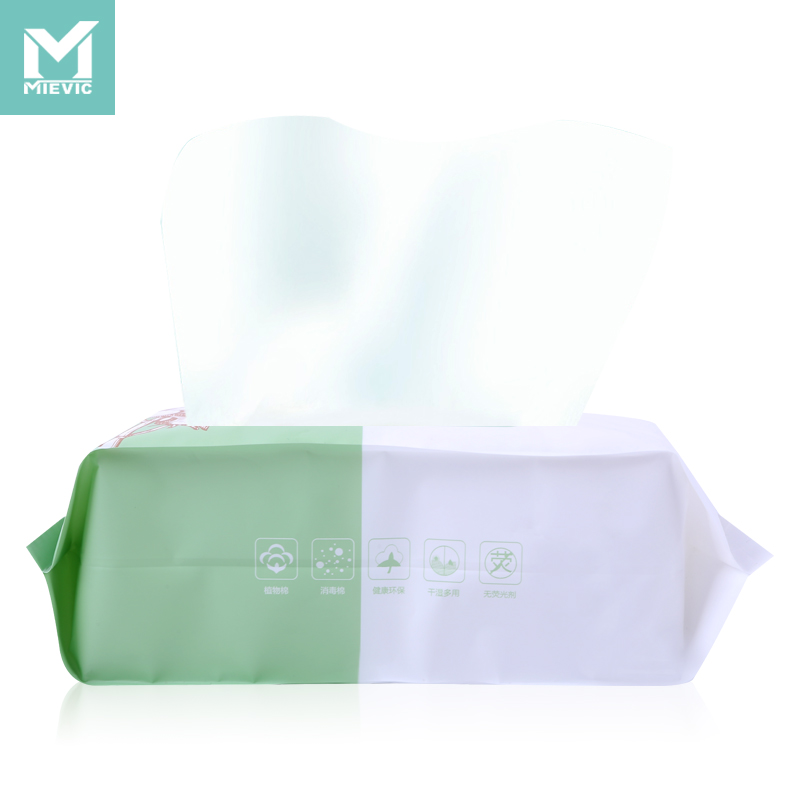 FM thickened wet and dry multi-purpose soft cotton towel 60 pieces 908348 MIEVIC/米薇可